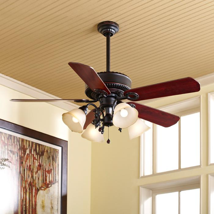 Porch Ceiling Fans Installation